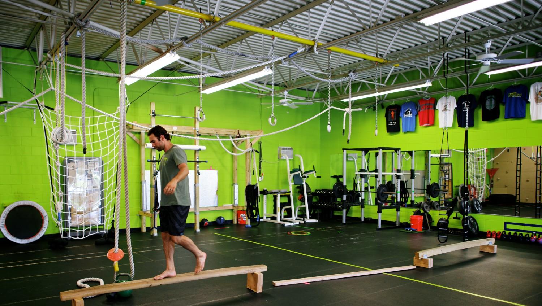 Laid-back Fitness