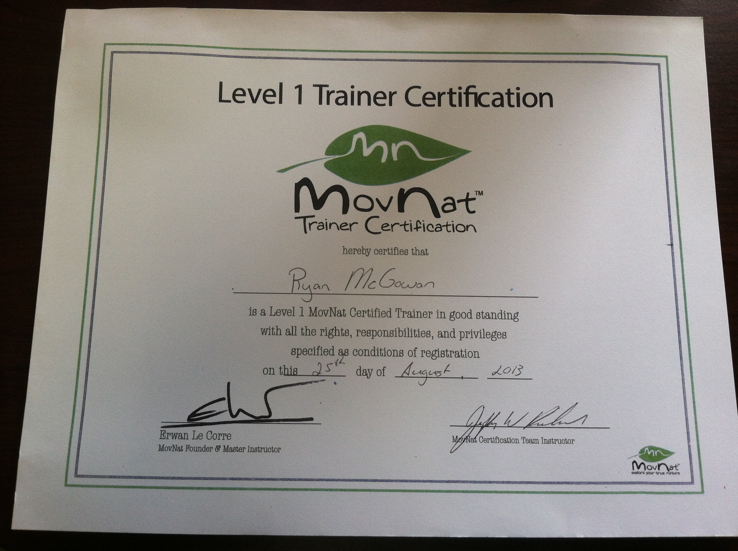 Officially movnat certified this certification was a long time in the making and im so happy and proud to have gone through with it i truly believe movnat is the best use of time xflitez Image collections